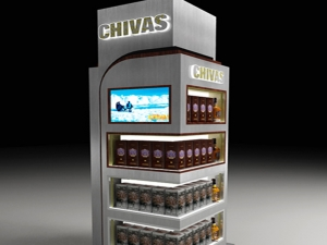 Chivas Regal Column